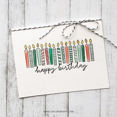 diy birthday cards for friends Birthday Stacks - Concord amp; Creative Birthday Cards, Cute Birthday Cards, Homemade Birthday Cards, Birthday Cards For Friends, Bday Cards, Homemade Cards, Ideas For Birthday Cards, Diy Cards For Friends, Birthday Craft Gifts