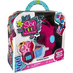 Sew Cool Maker Machine Ship for sale online Craft Sale, Craft Kits, Fabric Crafts, Sewing Crafts, Holiday List, Christmas Toys, Christmas Ideas, All Toys, Sewing Studio