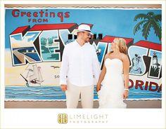 Beach Wedding, Bride and Groom, Paradise, Key West, Wedding Photography, Limelight Photography, www.stepintothelimelight.com