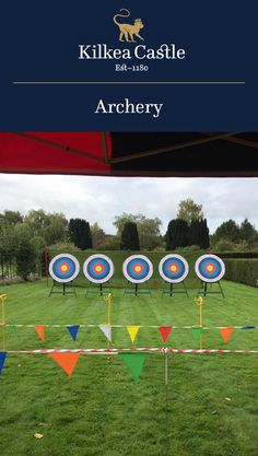 Put your archery skills to the test and come play this noble and ancient game, around for 15,000 years now.