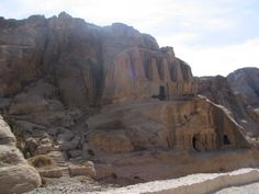 the first dwellings you see