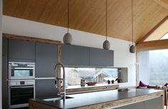 Altholzküche | Dream home ideas | Pinterest | Küche, Altholz und Die ...