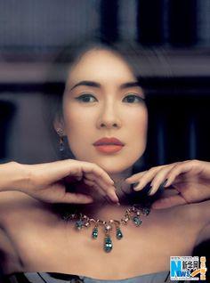 Chinese actress Zhang Ziyi