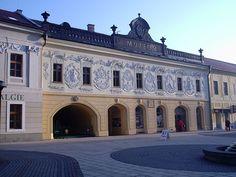 Slovakia, Spišská Nová Ves - Museum