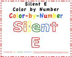 Peterson's Pad: Magic E freebie Kindergarten Reading, Teaching Reading, Teaching Ideas, Learning, Magic E Words, Silent E, Spelling Rules, Reading Strategies, Sight Words