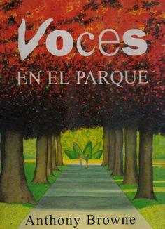 Anthony Browne: Voces en el parque