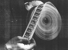 El cine y la tecnología: El celuloide