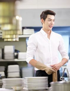 More Heirs: the Kim Woo-bin rendition » Dramabeans » Deconstructing korean dramas and kpop culture