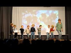 grootouderfeest '11 '12 3de kleuter Theater, Drama, World, Music, Musica, Musik, Theatres, Dramas, Muziek