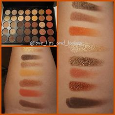 Nature Glow Artistry Palette - 35O by Morphe #22