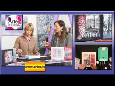 Cómo decorar estilo vintage con servilletas de papel (R) - YouTube