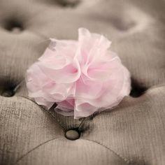 DIY Chiffon and Tulle Flower DIY Flowers DIY Crafts