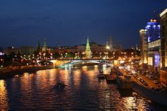 Most beautiful attractions of Moscow