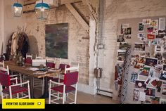 The Great Room - Heather and Christopher Tierney's Businesses and Homes -- New York Magazine