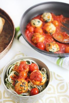 Skip To RecipeThese delicious meatballs are healthy and perfectly packed with flavor. Spaghetti and meatballs, anyone? Indulge in a healthy …