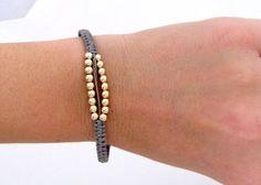 Items similar to Fabric bracelet. Diy Bracelets Kit, Fabric Bracelets, Bracelet Crafts, Fabric Jewelry, Macrame Jewelry, Bracelets For Men, Beaded Bracelets, Necklaces, Pearl Bracelet