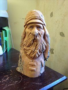 Scott Longpre Wood Carvings on Facebook.
