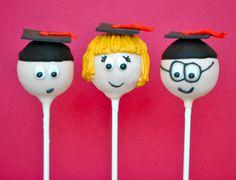 diy graduation cake pops - Cake Decorating Ideas