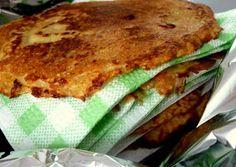 recepty s Anabelou: Cuketovo-zemiakové placky ♥