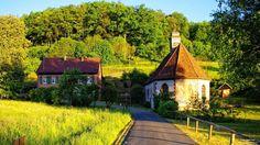 фото деревни летом: 19 тыс изображений найдено в Яндекс.Картинках