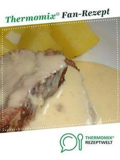 Rindfleisch mit Kartoffeln und Meerrettichsoße von 31844. Ein Thermomix ® Rezept aus der Kategorie Hauptgerichte mit Fleisch auf www.rezeptwelt.de, der Thermomix ® Community.