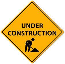 Bildresultat för under construction sign