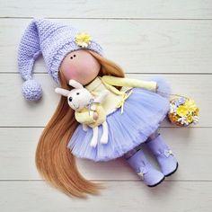 Куклы тыквоголовки ручной работы. Ярмарка Мастеров - ручная работа. Купить Две Гномочки для примера. Handmade. Кукла ручной работы