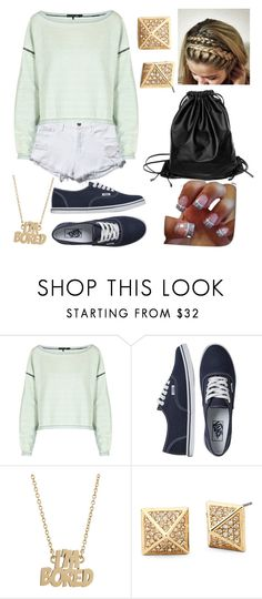 """""""Thursday"""" by cls-lax ❤ liked on Polyvore featuring rag & bone, Vans, Marc by Marc Jacobs, Xenab Lone, women's clothing, women, female, woman, misses and juniors"""