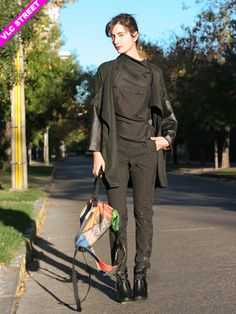 Lucy – Outfit VLC #vistelacalle #looks #streetstyle #fashion #modaurbana #moda #coolhunting #chile #santiago