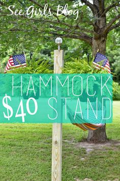 Considering A Hammock Tent For Your Camping Needs – Backpacking Hammock Hammock Posts, Hammock Frame, Diy Hammock, Backyard Hammock, Outdoor Hammock, Hammock Swing, Outdoor Fun, Outdoor Decor, Hammocks
