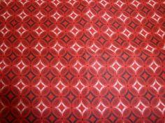 Diamonds Red & Black H0827 CW03