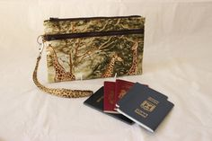 Family passport holder family travel wallet travel document family passport holder adventure awaits family vacation travel accessories large family travel wallet with zip elephant travel bag gumiabroncs Image collections