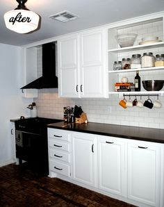 Tile kitchen wall