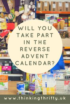 Will You Take Part In The Reverse Advent Calendar? Reverse Advent Calendar, Mummy Bloggers, School Holidays, Dark Night, You Take, Countries Of The World, Parenting Advice, Bedtime