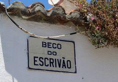 Calvário dos redatores, — em Santo Antão do Tojal