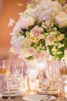 Romantic Ballroom Wedding from Binaryflips Photography - MODwedding