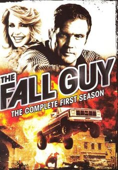 THE FALL GUY: Created by Glen A. With Lee Majors, Douglas Barr, Heather Thomas, Markie Post. The adventures of a film stunt performer who moonlights as a bounty hunter when movie work is slow. 80 Tv Shows, Old Shows, Great Tv Shows, The Fall Guy, School Tv, 80s Tv, Heather Thomas, Television Program, Vintage Tv