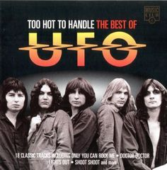 ufo band | ufo too hot to handle the best of ufo 1994