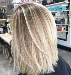 Wedding Hairstyles, Cool Hairstyles, Blonde Hair Looks, Color Melting, Hair Colorist, Skin Makeup, Cut And Color, New Hair, Hair And Nails