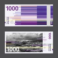 Norwegian bank notes