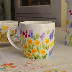 Check out this item in my Etsy shop https://www.etsy.com/uk/listing/257588634/meadow-hand-painted-fine-bone-china-mug