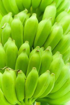Hawaii Green Banana