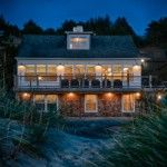 The Historic Reed House Manzanita vacation rental updated turn-of-the-centiury beach house