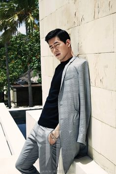 Lee Sang Yoon - W Magazine May Issue '13