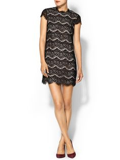 Dolce Vita Ares Lace Dress, $110Get It Here via StyleList