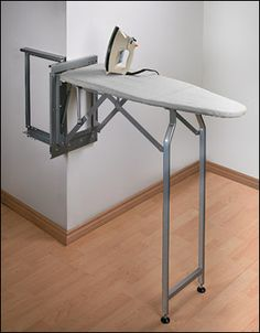 Pull-Out Ironing Board - Lee Valley Tools $189.00