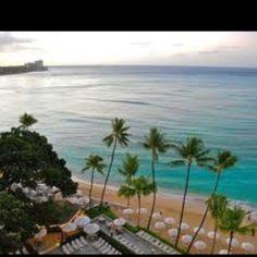 My fav place! Sheraton Moana Waikiki. Best holiday xx