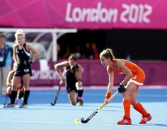 Ellen Hoog, Field Hockey