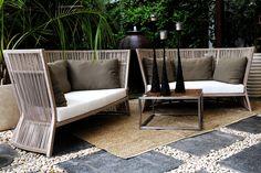 Divani OUTDOOR : WAHKIKI divano 2 posti 1375€