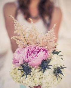 gorgeous white and lilac bouquet by Stephanie Trigg. Photographed by Ryan & Heidi Studio Peony Bridesmaid Bouquet, Lilac Bouquet, Peonies Bouquet, Wedding Bouquets, Wedding Flowers, Hydrangea Bouquet, Flower Bouquets, Peonies And Hydrangeas, Bridal Session